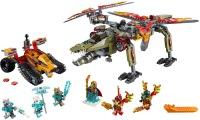 Фото - Конструктор Lego King Crominus Rescue 70227