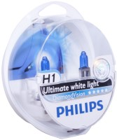 Автолампа Philips DiamondVision H1 2pcs