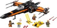 Фото - Конструктор Lego Poes X-Wing Fighter 75102