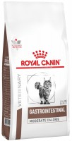 Фото - Корм для кошек Royal Canin Gastro Intestinal Moderate Calorie GIM35 0.4 kg
