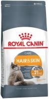 Фото - Корм для кошек Royal Canin Hair and Skin 33 0.4 kg