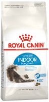 Фото - Корм для кошек Royal Canin Indoor Long Hair 35 0.4 kg