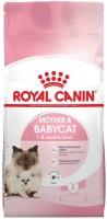 Фото - Корм для кошек Royal Canin Mother and Babycat 0.4 kg