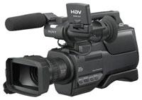 Фото - Видеокамера Sony HVR-HD1000E