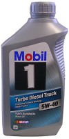 Моторное масло MOBIL Turbo Diesel Truck 5W-40 1L