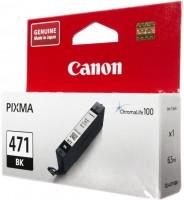 Картридж Canon CLI-471BK 0400C001