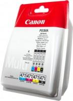 Картридж Canon CLI-471MP 0401C004