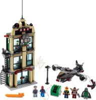 Фото - Конструктор Lego Spider-Man Daily Bugle Showdown 76005