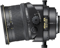 Объектив Nikon 85mm f/2.8D PC-E Micro Nikkor