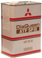 Трансмиссионное масло Mitsubishi DiaQueen ATF SP-III 4L