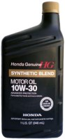 Моторное масло Honda   Synthetic Blend 10W-30 1L