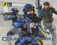 Коврик для мышки Pod myshku Counter Strike