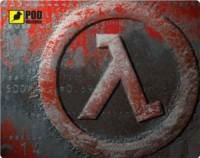 Коврик для мышки Pod myshku Half-Life