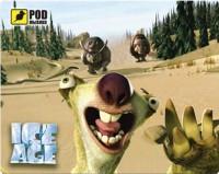 Коврик для мышки Pod myshku Ice Age