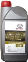 Трансмиссионное масло Toyota ATF D-III 1L