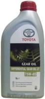Трансмиссионное масло Toyota Differential Gear Oil LT 75W-85 1L