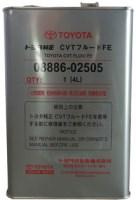 Трансмиссионное масло Toyota Genuine CVT Fluid FE 4L