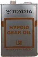 Трансмиссионное масло Toyota Hypoid Gear Oil LSD 85W-90 4L