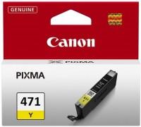 Картридж Canon CLI-471Y 0403C001