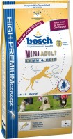 Фото - Корм для собак Bosch Mini Adult Lamb/Rice 15 kg