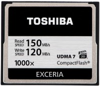 Карта памяти Toshiba Exceria CompactFlash 32Gb
