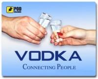 Коврик для мышки Pod myshku Vodka