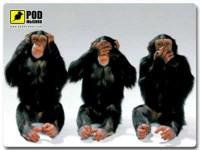 Коврик для мышки Pod myshku Monkeys