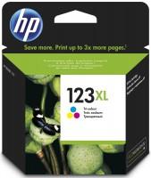 Картридж HP 123XL F6V18AE