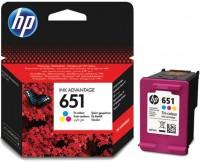 Картридж HP 651 C2P11AE