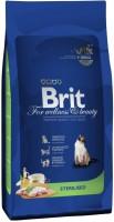 Фото - Корм для кошек Brit Premium Sterilized 0.8 kg