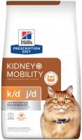 Фото - Корм для кошек Hills PD Feline k/d 5 kg