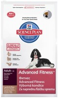 Корм для собак Hills SP Canine Adult Advanced Fitness Lamb/Rice 12 kg