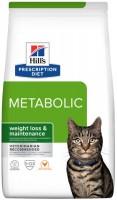 Фото - Корм для кошек Hills PD Feline Metabolic 1.5 kg