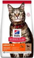 Корм для кошек Hills SP Feline Adult Optimal Care Lamb 2 kg