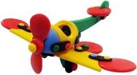 Фото - Конструктор Mic-O-Mic Small Plane Dragonfly 089.007