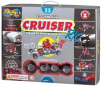 Конструктор ZOOB Cruiser 12053