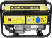 Фото - Электрогенератор Powermat PM-AGR 3000KE