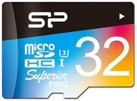Фото - Карта памяти Silicon Power Superior Pro microSDHC UHS-I Class 10 32Gb