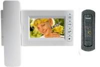 Домофон PoliceCam PC-437R0 + HD PC-668H
