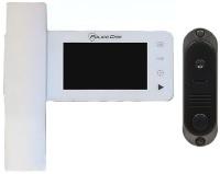 Домофон PoliceCam PC-446R0 +  DVC-4Q