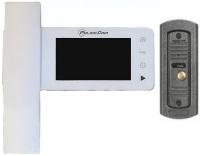 Домофон PoliceCam PC-446R0 + HD PC-668H