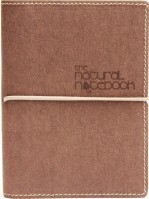 Блокнот Ciak Natural Ruled Notebook Brown