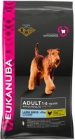 Фото - Корм для собак Eukanuba Dog Adult Large Breed 15 kg