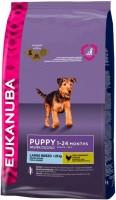 Фото - Корм для собак Eukanuba Dog Puppy and Junior Large Breed 15 kg