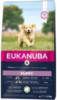 Корм для собак Eukanuba Dog Puppy and Junior All Breeds Lamb/Rice 2.5 kg