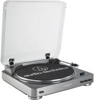 Проигрыватель винила Audio-Technica AT-LP60-USB