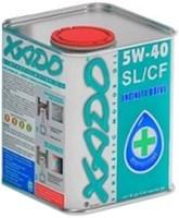 Моторное масло XADO Atomic Oil 5W-40 SL/CF 0.5L