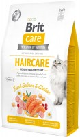 Фото - Корм для кошек Brit Care Sunny I have Beautiful Hair 2 kg