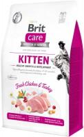 Фото - Корм для кошек Brit Care Crazy I am Kitten 7 kg