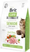 Корм для кошек Brit Care Angel I am Delighted Senior 0.4 kg